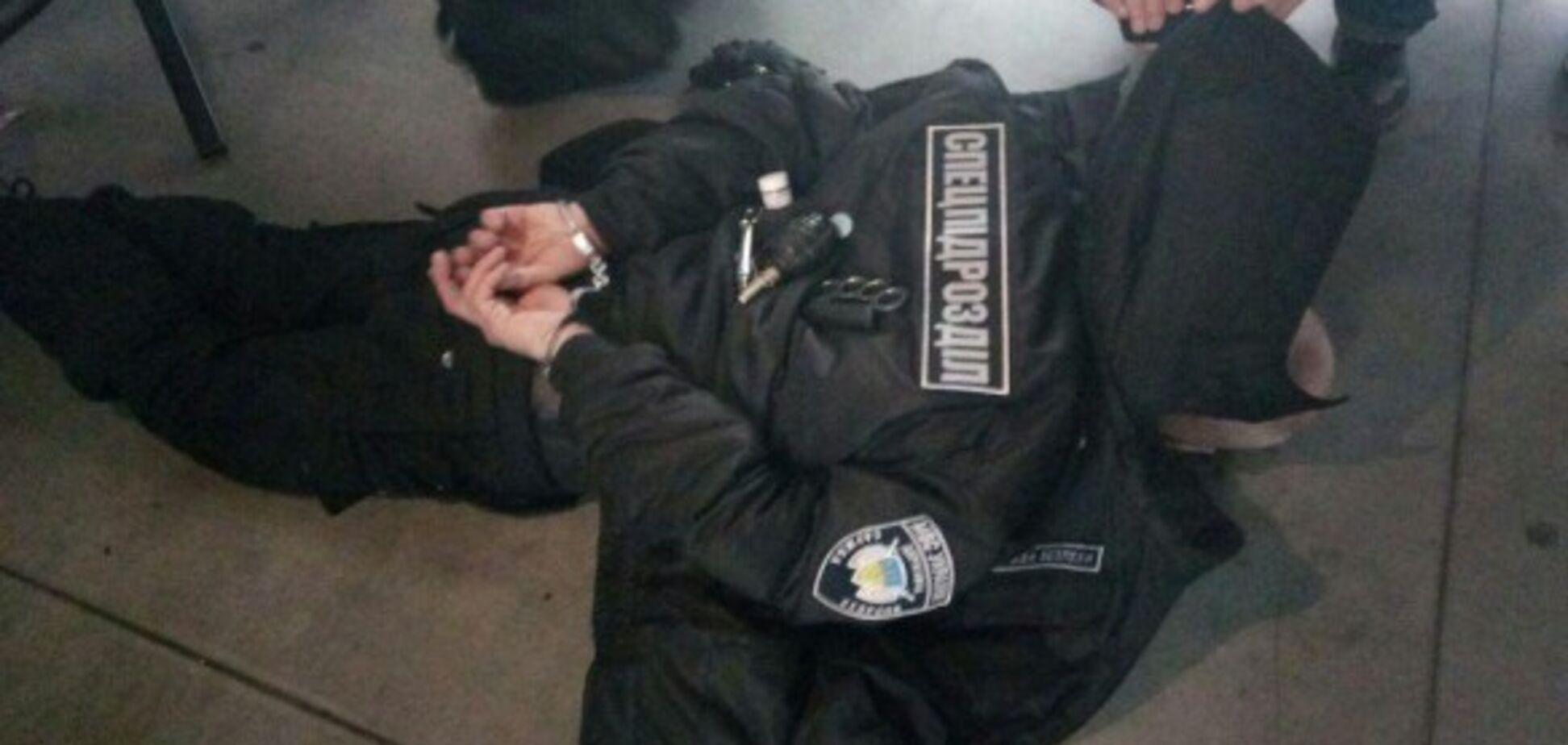 Стало известно, против кого готовил теракт задержанный в Киеве россиянин