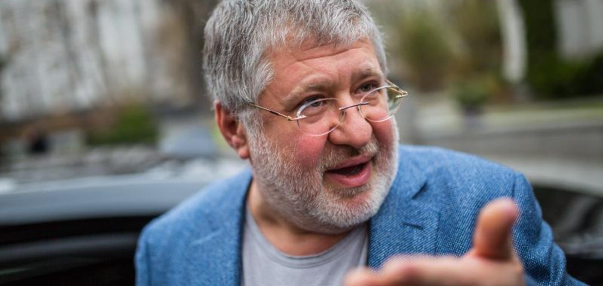 Коломойский дал показания НАБУ в деле о национализации ПриватБанка