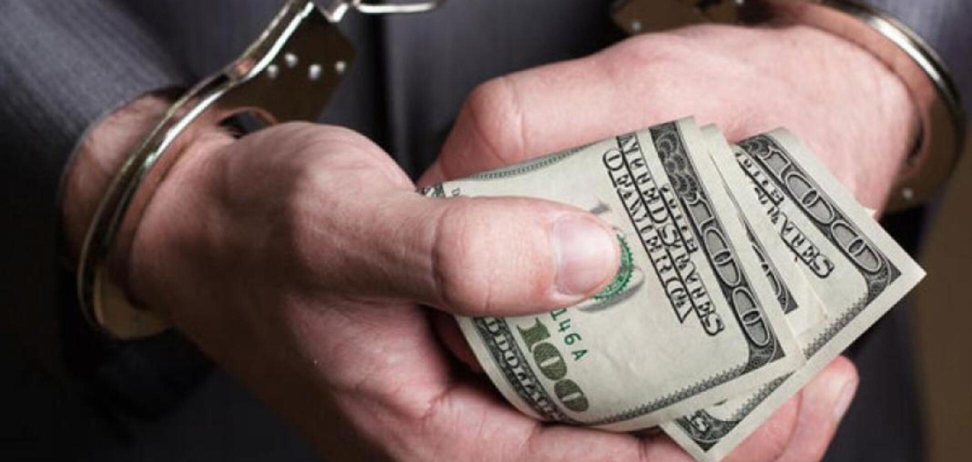 Взятка $800 тыс. сотруднику НАБУ: в сеть попало видео инцидента