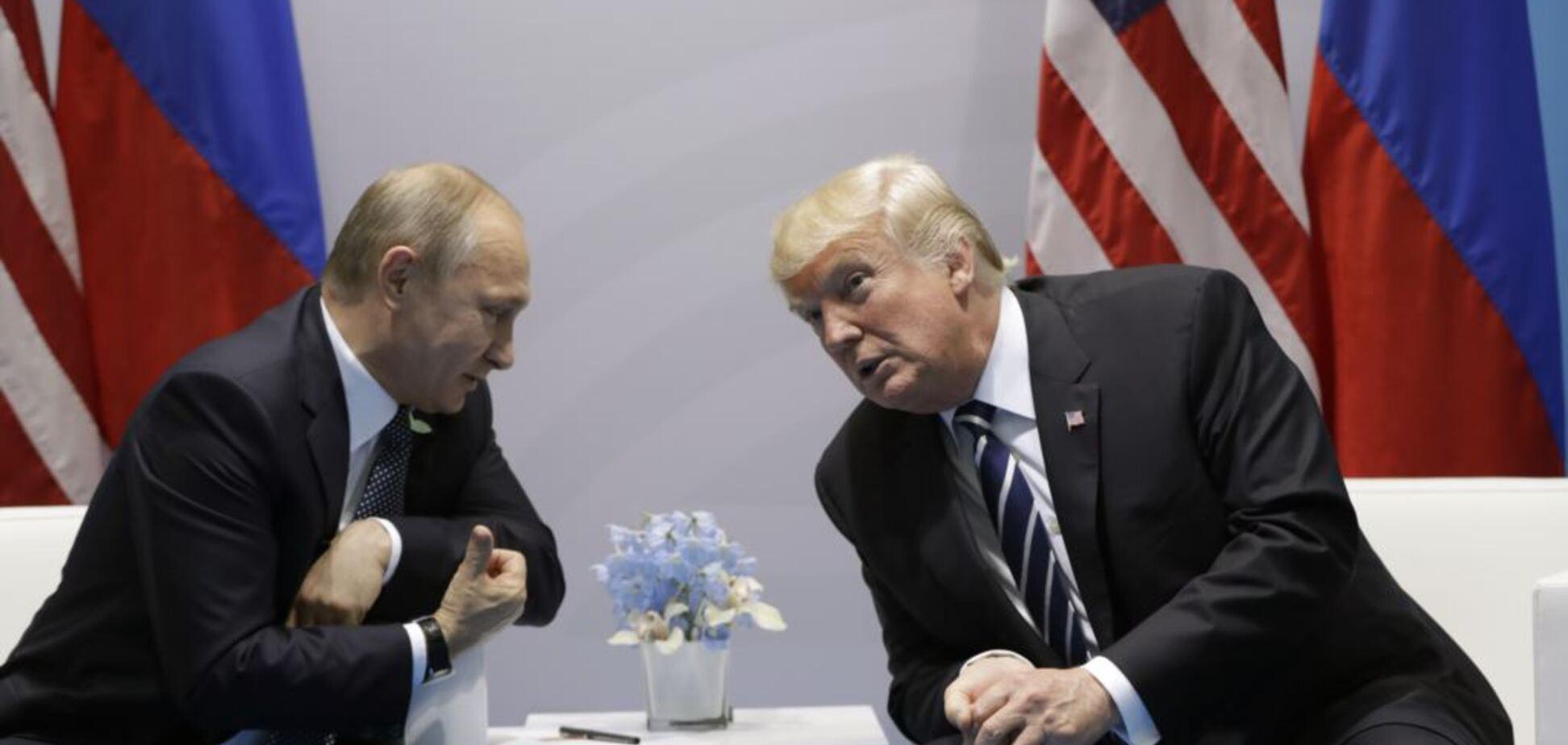 Зависимости Трампа от Путина уже не существует. Получилось ровно наоборот