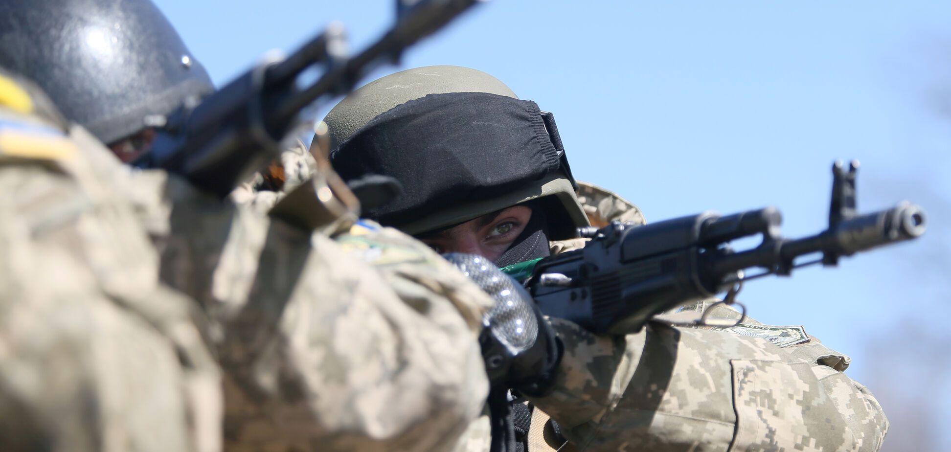 Бойцы АТО дали жесткий отпор, но опять понесли потери