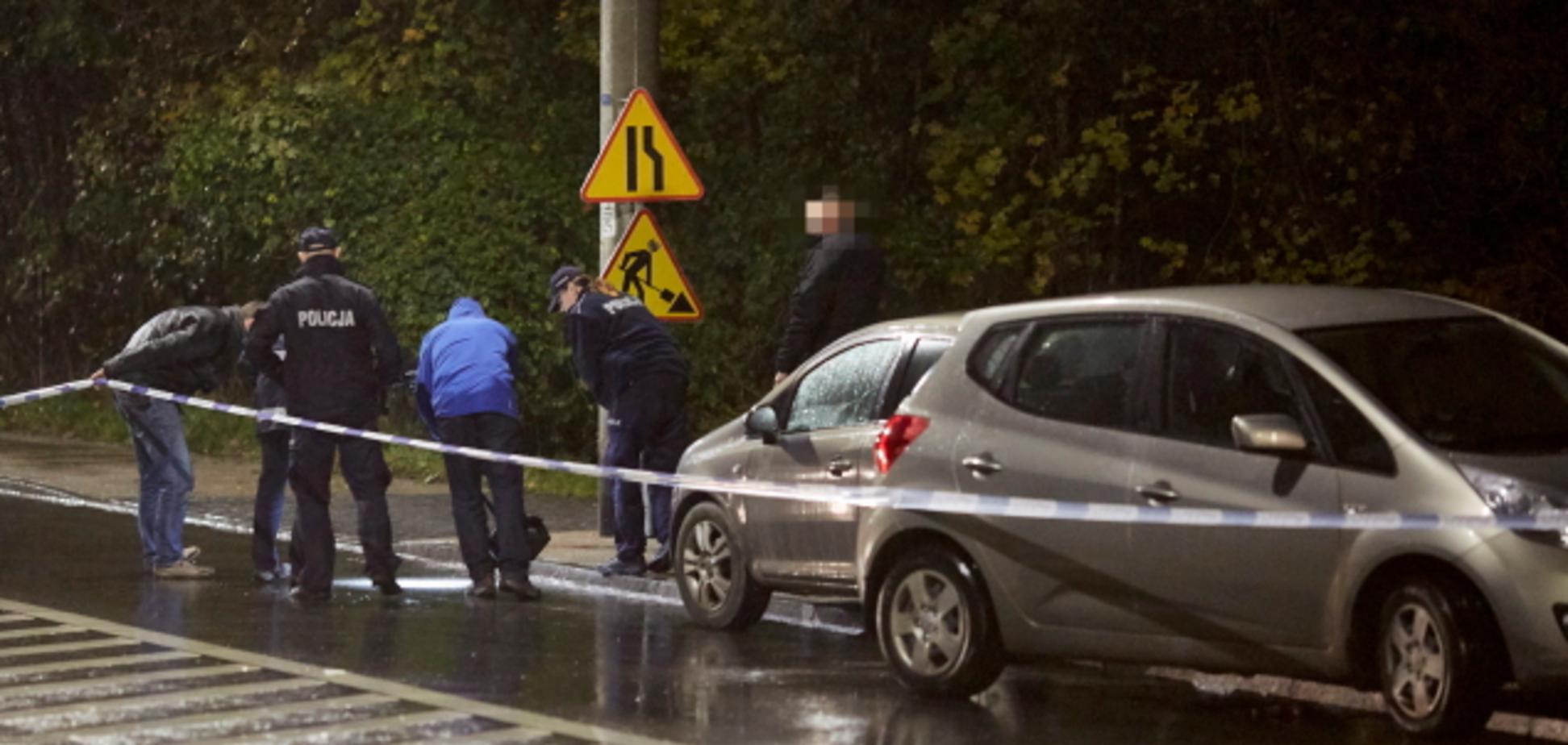 Вбивство українця в Гданську