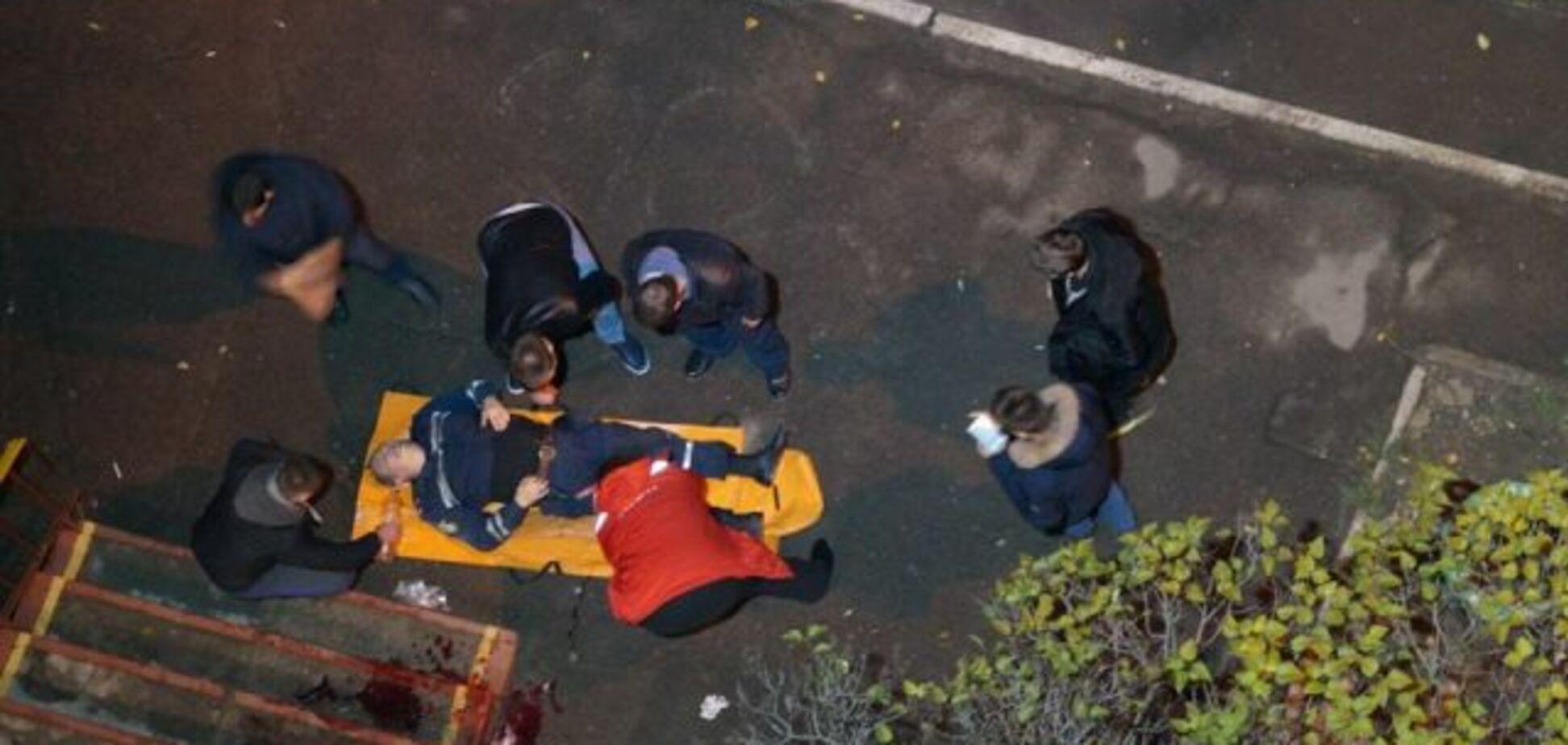 Нападение на полицейских в Днепре: раненный правоохранитель раскрыл новые факты