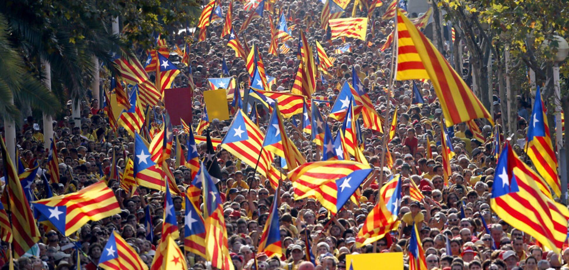 Сепаратизм в Испании