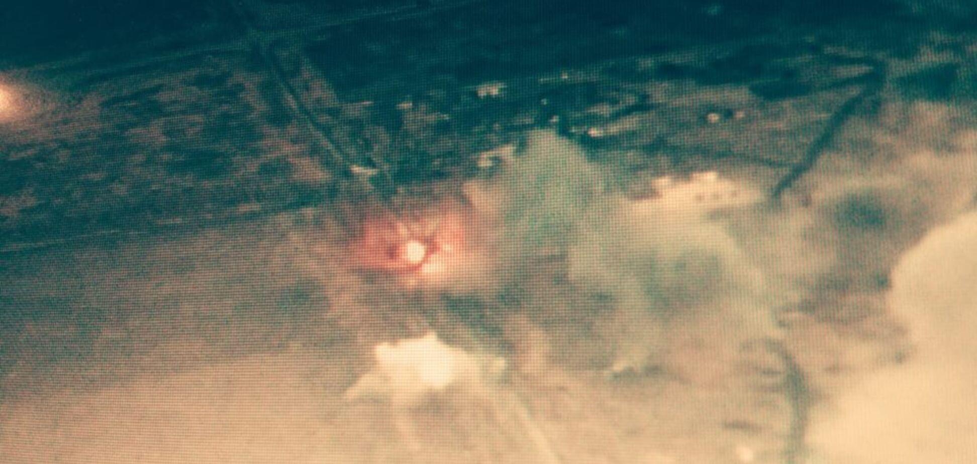 Это звоночек: мощный обстрел Донбасса из 'Градов' попал на видео