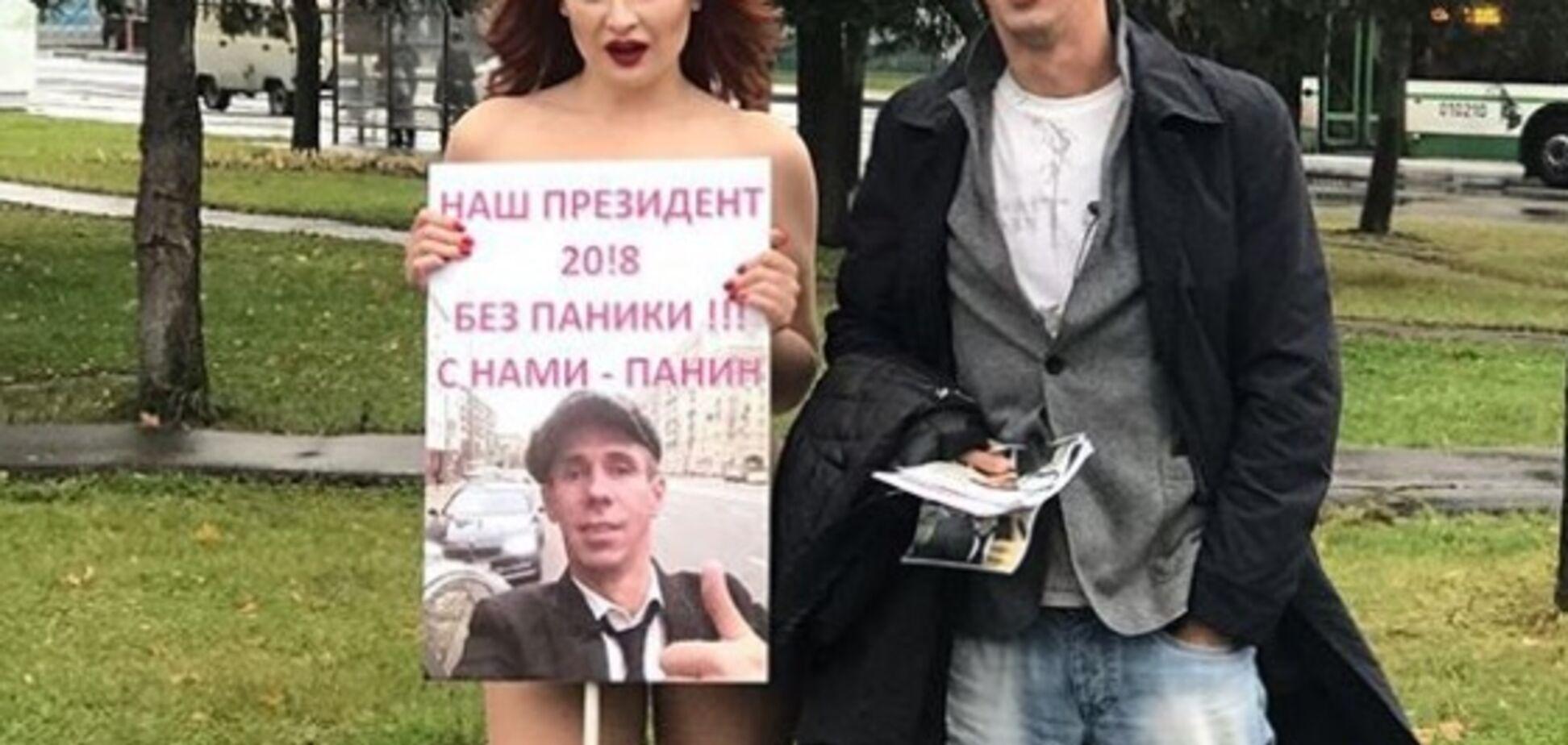 Порноактриса показала, що витворяла зі скандальним російським артистом