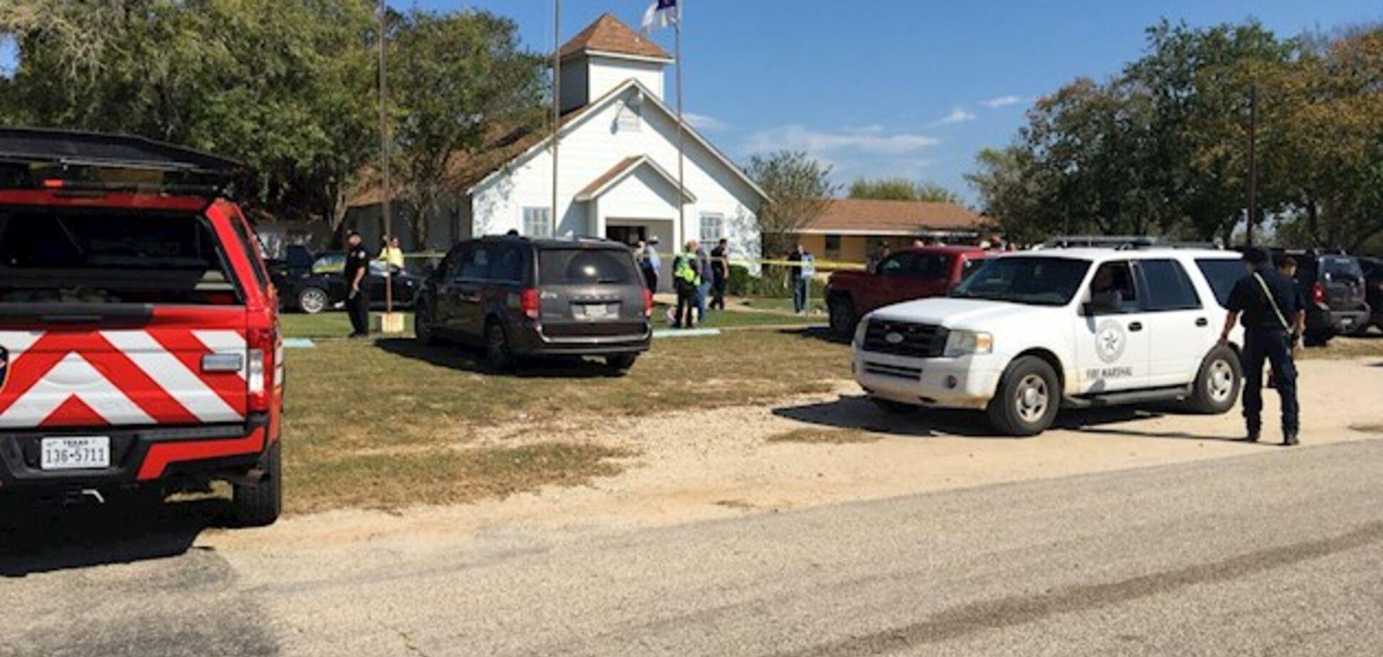 Кровавый теракт в Техасе: названа причина стрельбы в церкви