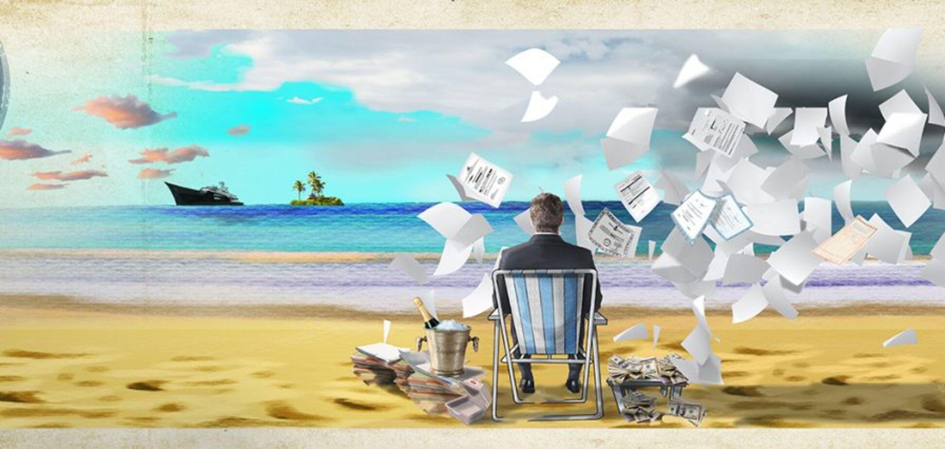 'Райские бумаги': о чем поведали рассекреченные документы
