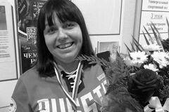 В России умерла легендарная чемпионка мира по пауэрлифтингу