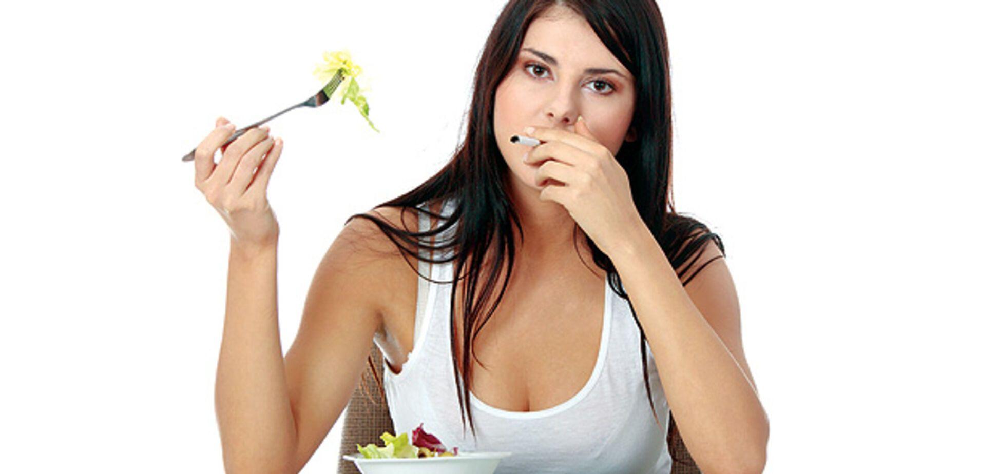 Как снизить вред от курения: специалисты назвали главные продукты