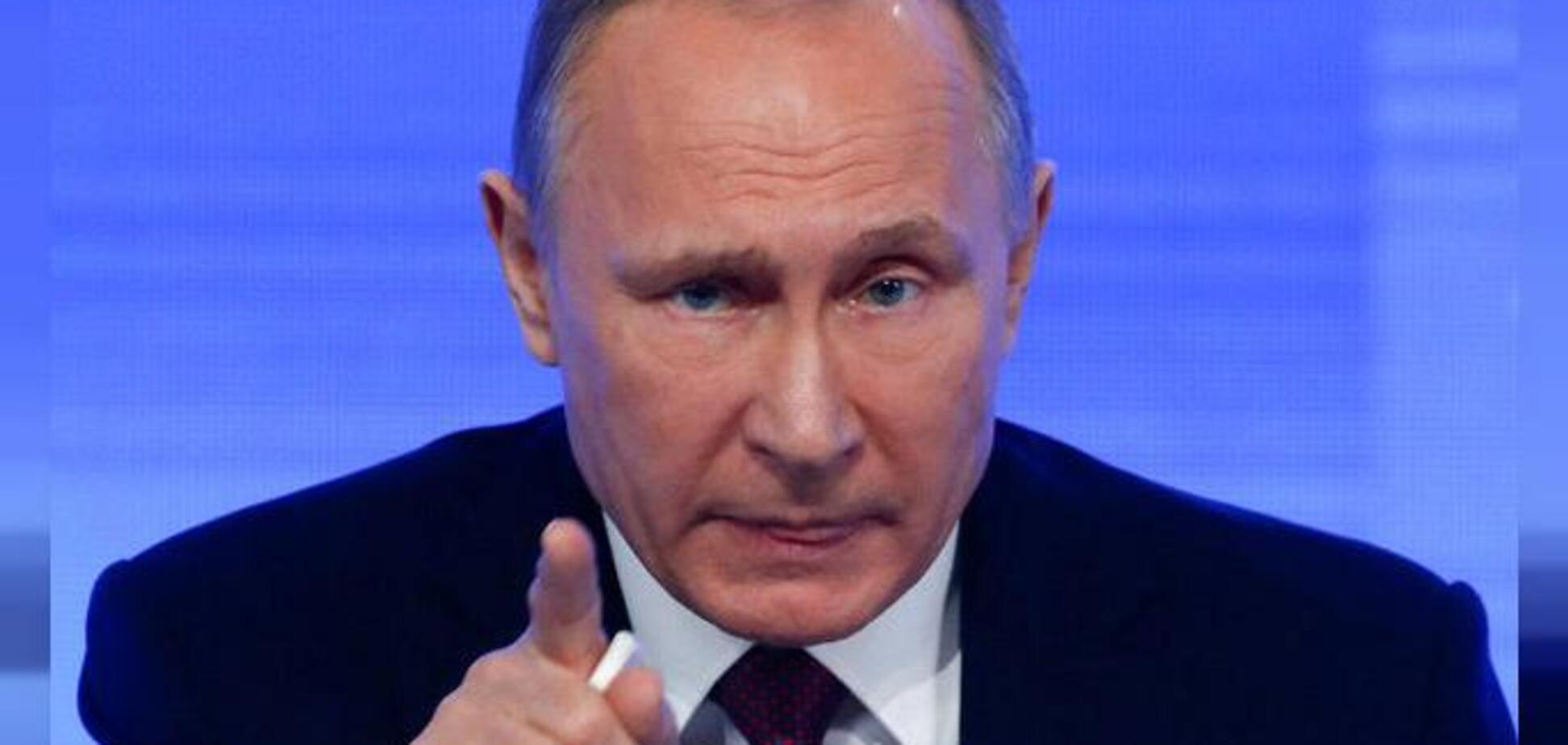 відставка Путіна