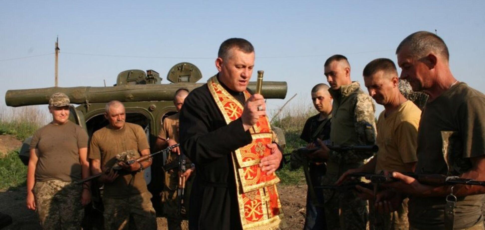Монастырь МП – перевалочная база сепаратистов? Капеллан УГКЦ сделал важное заявление