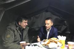 'Балаболы': Саакашвили случайно подложил свинью соратнику-нардепу