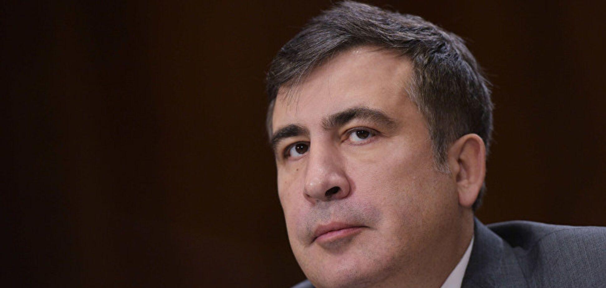 У политика Саакашвили нет друзей и товарищей. Ему нужны только рабы или сектанты