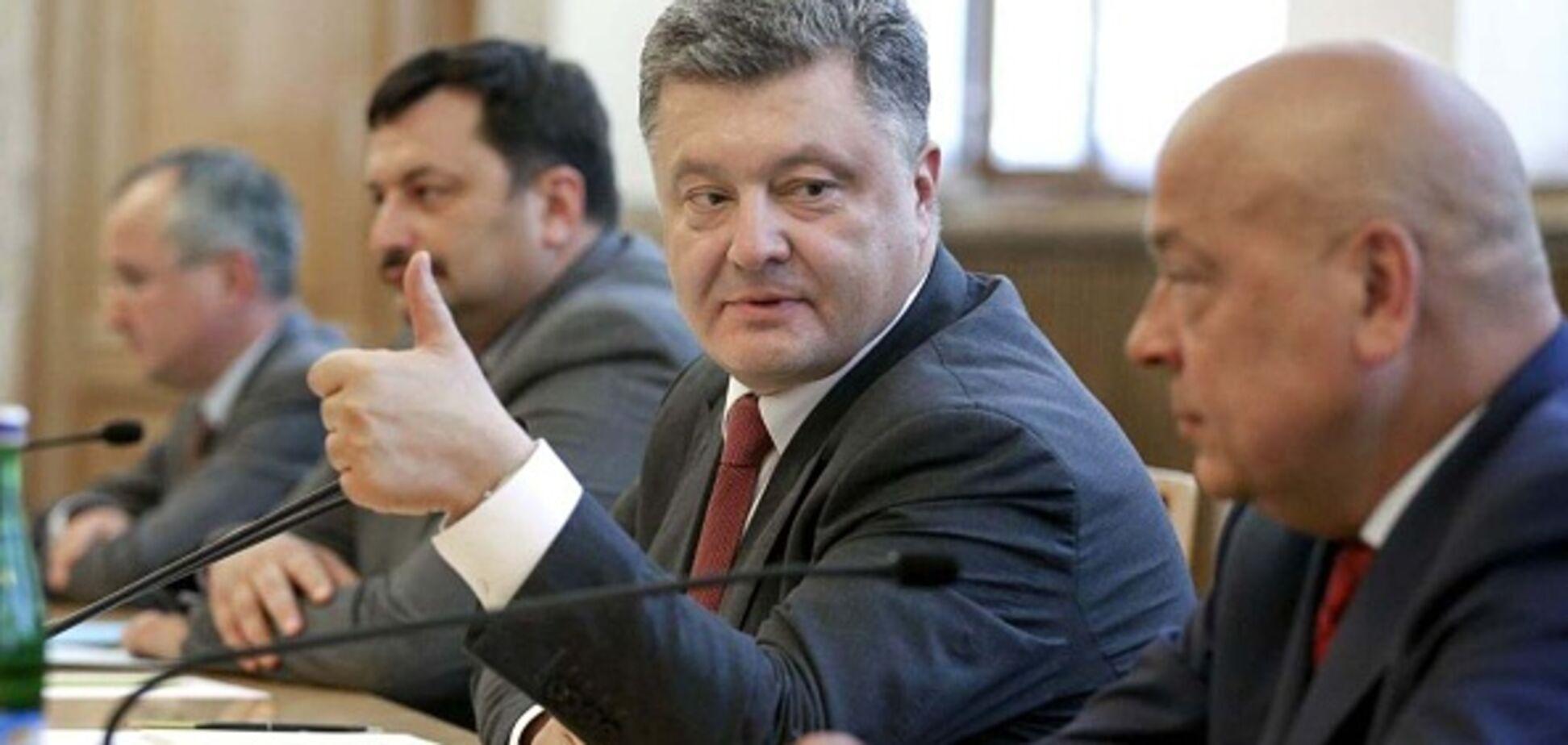 Гастроли российских звезд в Украине: Порошенко ввел особые правила