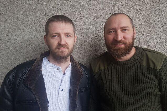 Сергей Колмогоров и Мирослав Гай