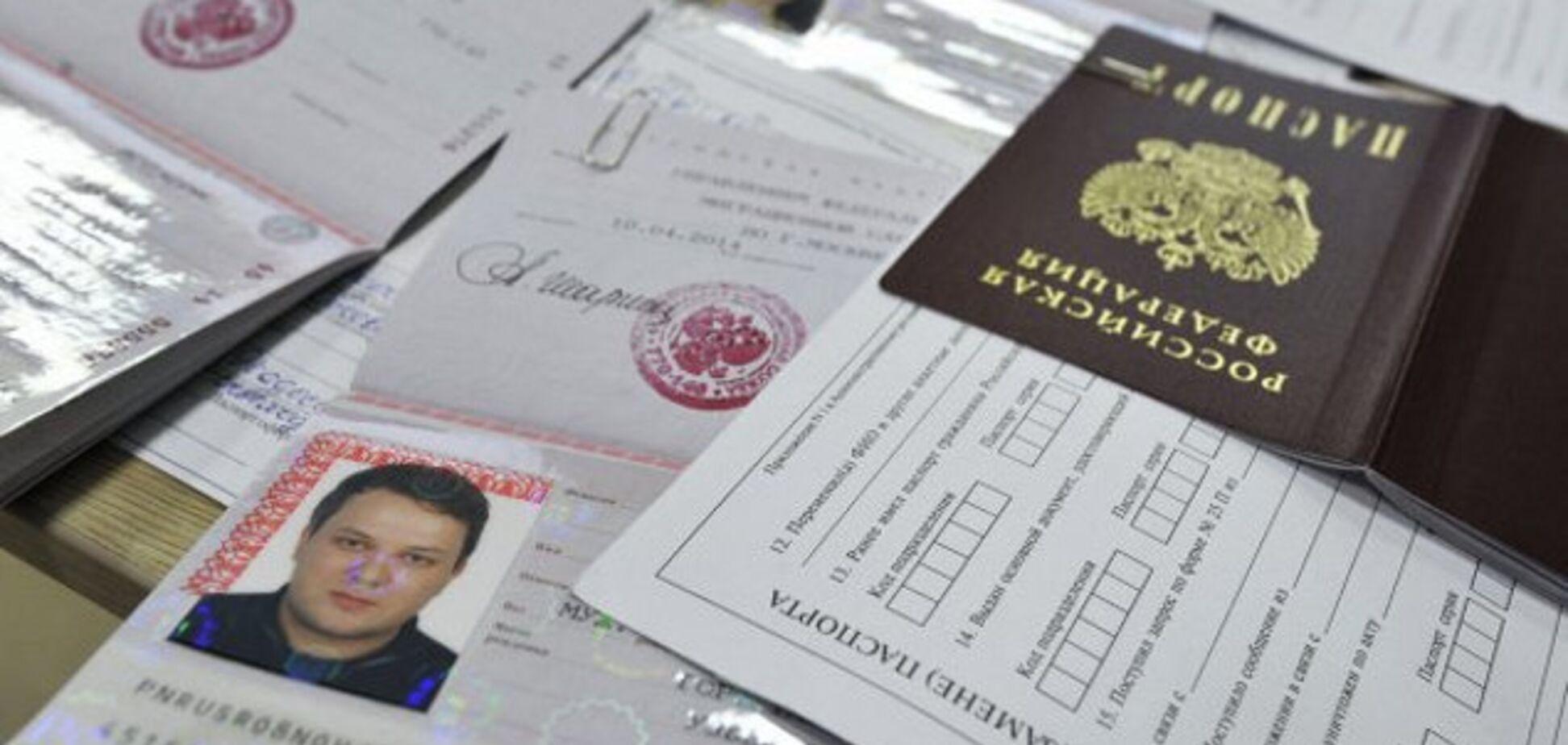 Крымчан начали массово лишать гражданства России