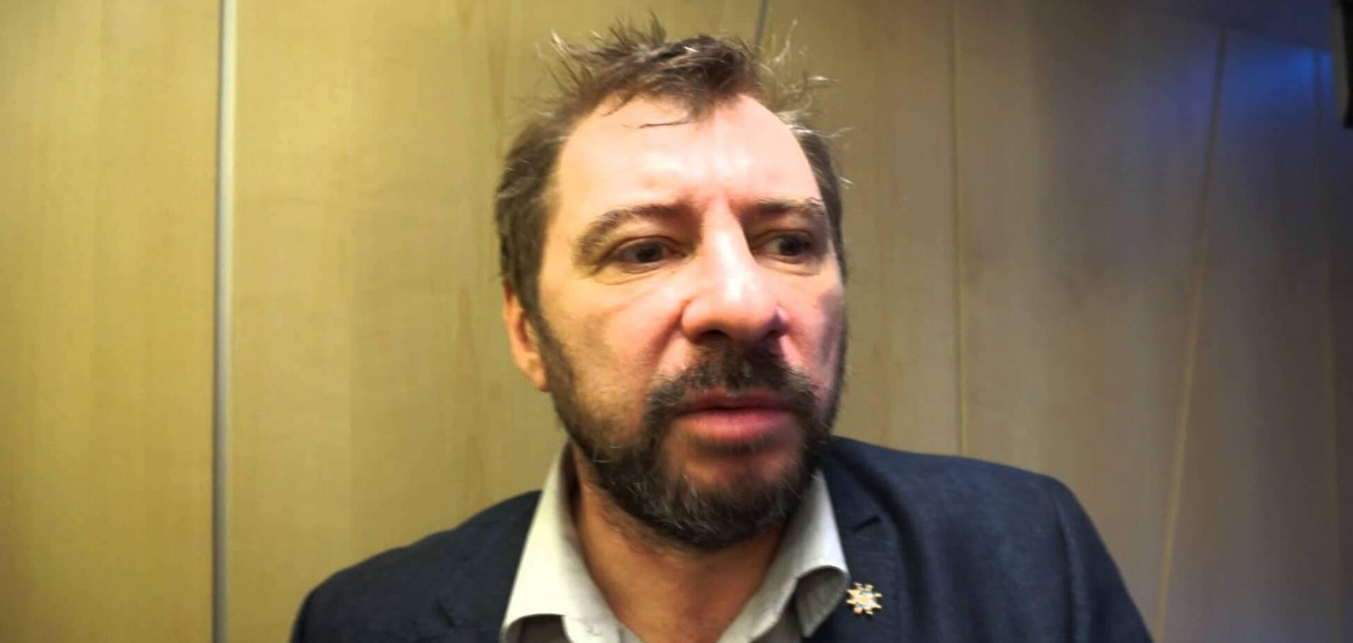 Сняли с поезда: СБУ не пустила в Украину кремлевского пропагандиста