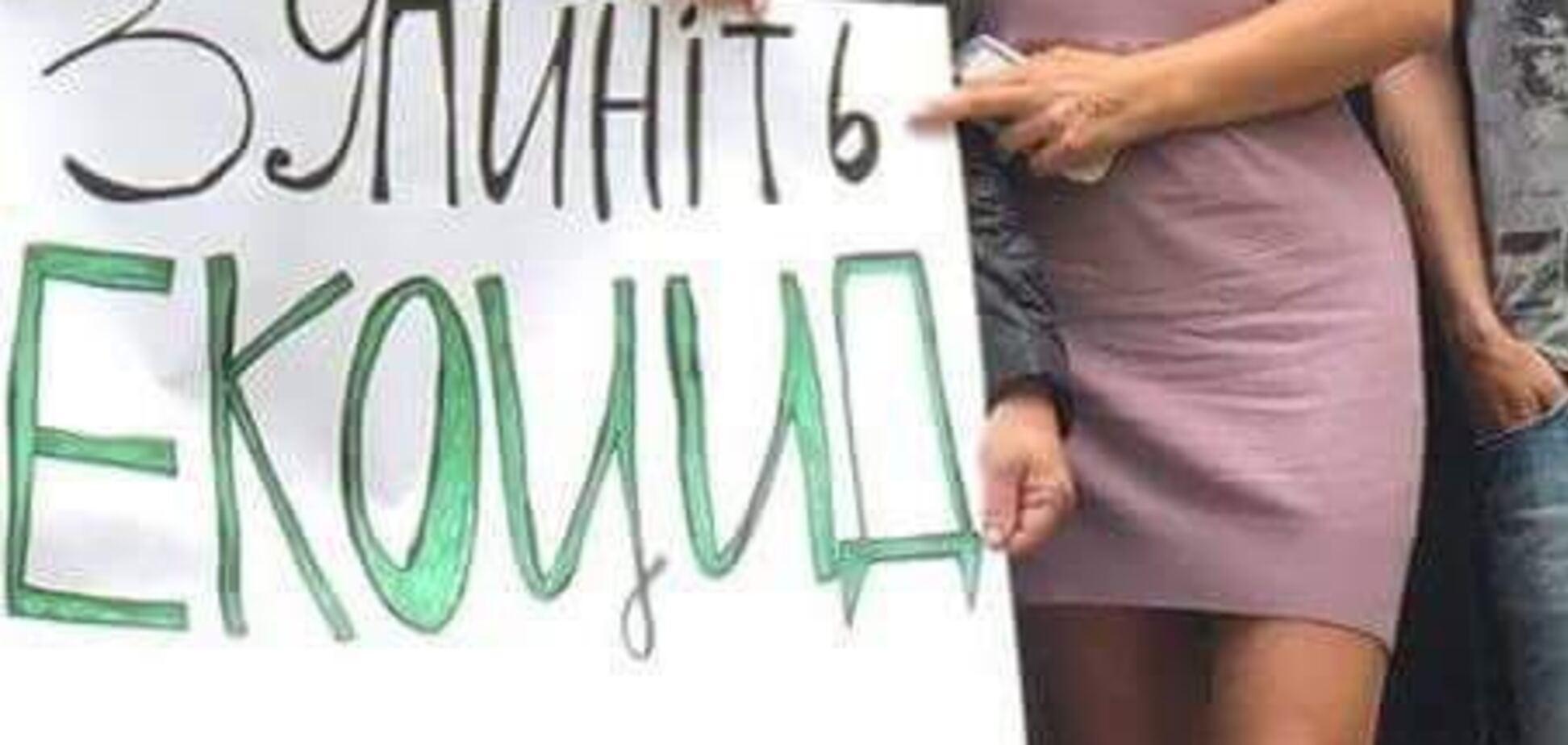 СМИ выяснили, кем оказались вымогатели с застройщиков и задержанные псевдоактивисты из ГО 'Борщаговская сич'