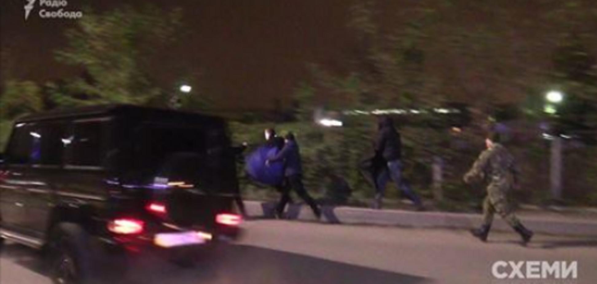 Охранники прилетевшего из РФ кума Путина избили журналистов: появились первые подробности
