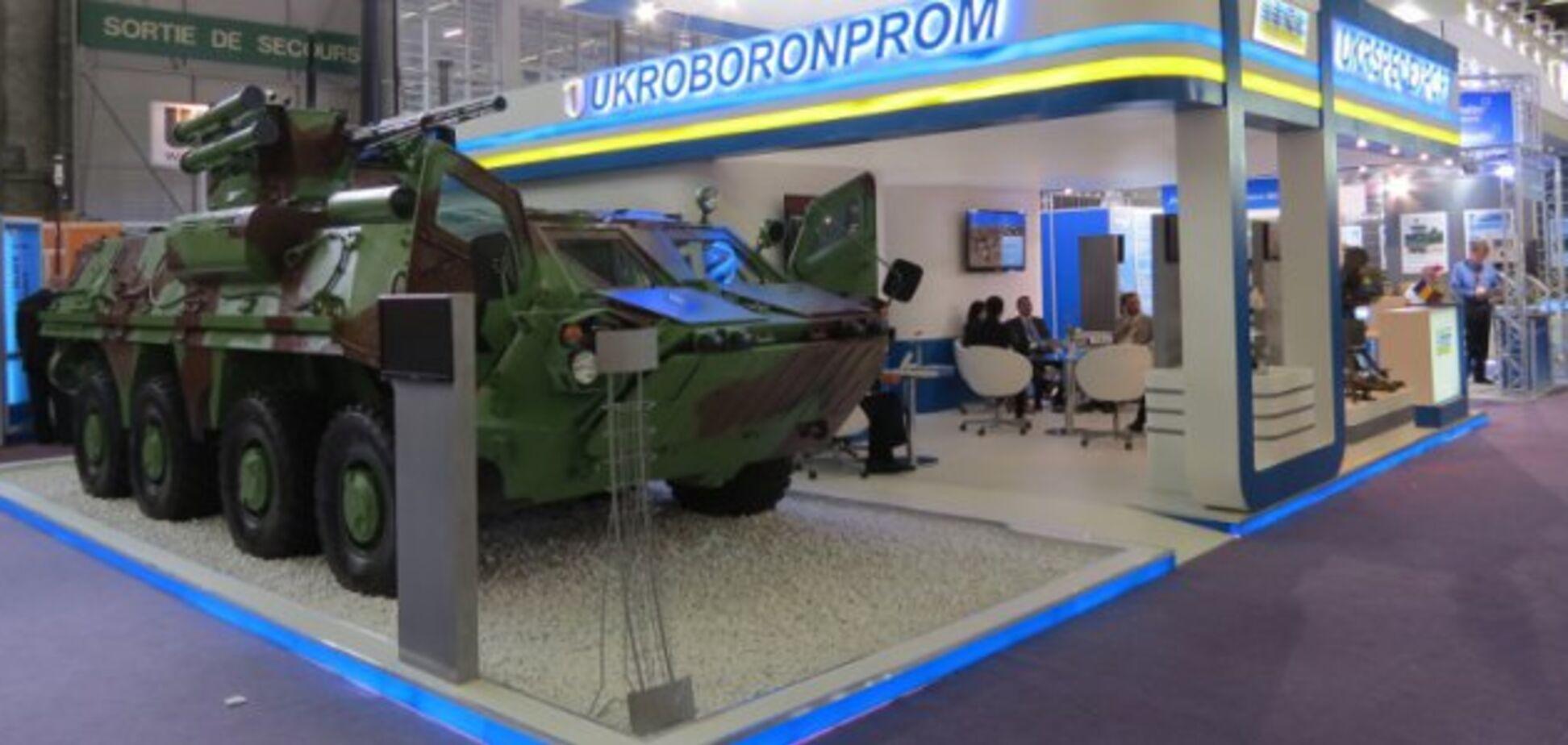 Афери чиновників 'Укроборонпрому' з ПММ зривають експорт українських озброєнь - ЗМІ