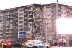 Рухнул дом Ижевск