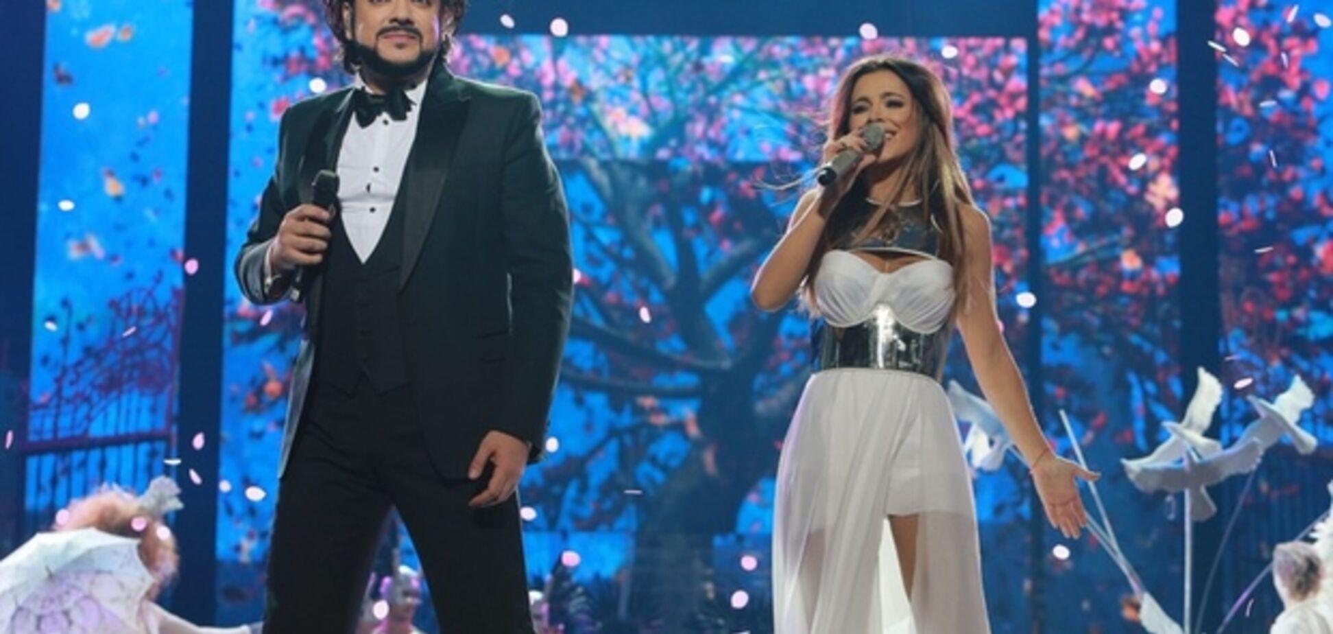 Концерти зірок в РФ