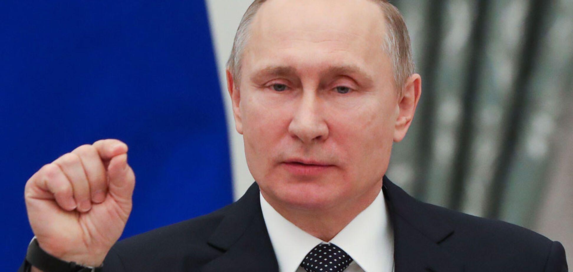 Путин собрался спасать Землю от метеоритов