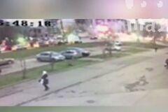 Сложился, как карточный домик: в сети появился момент взрыва в Ижевске