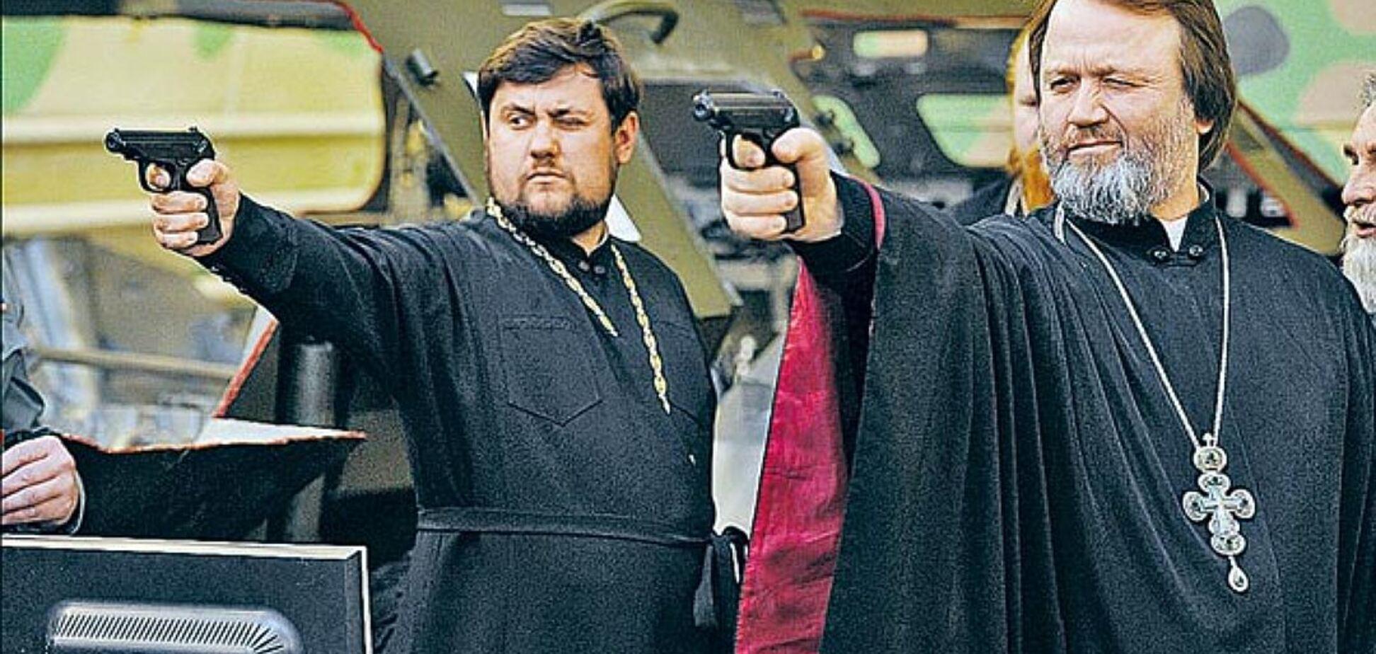 ДТП с вооруженным священником: стало известно, лишат ли его сана