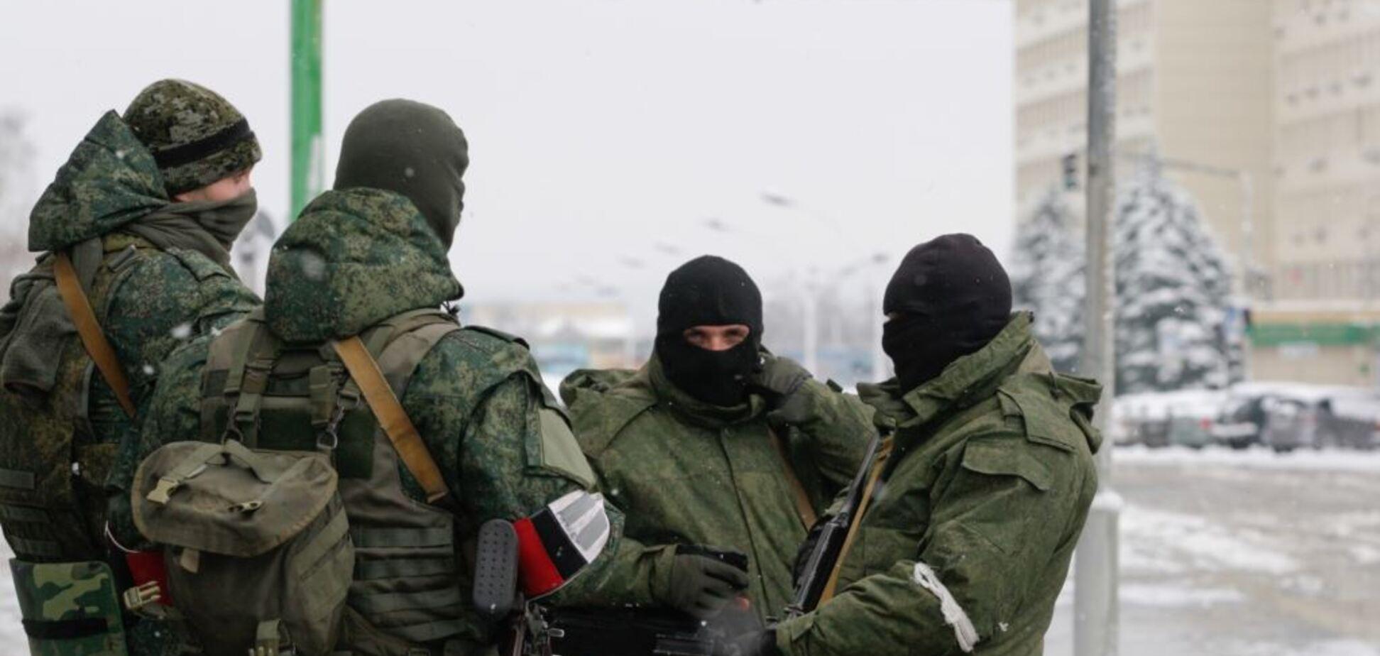 Переворот у Луганську