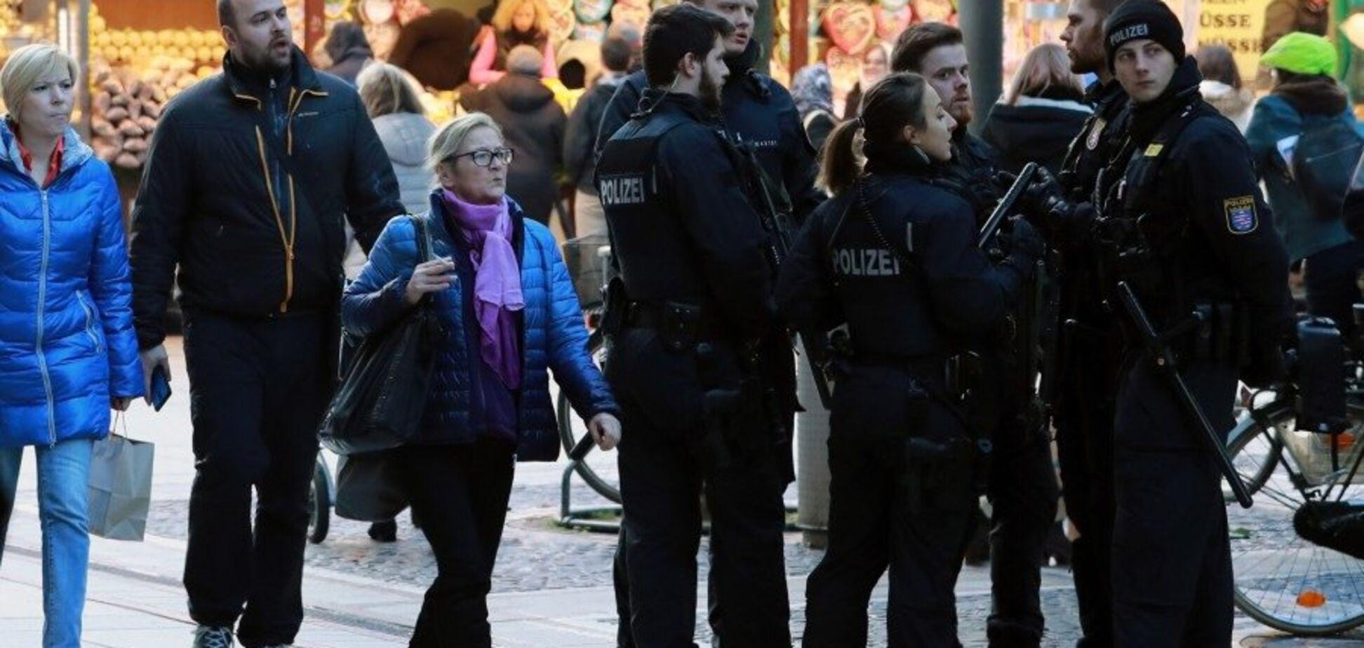 Попытка теракта на рождественской ярмарке в Германии: подробности, фото и видео