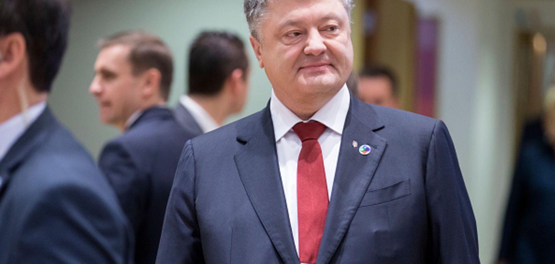 Впечатляющий коэффициент: Порошенко рассказал, сколько приносит ГПУ бюджету