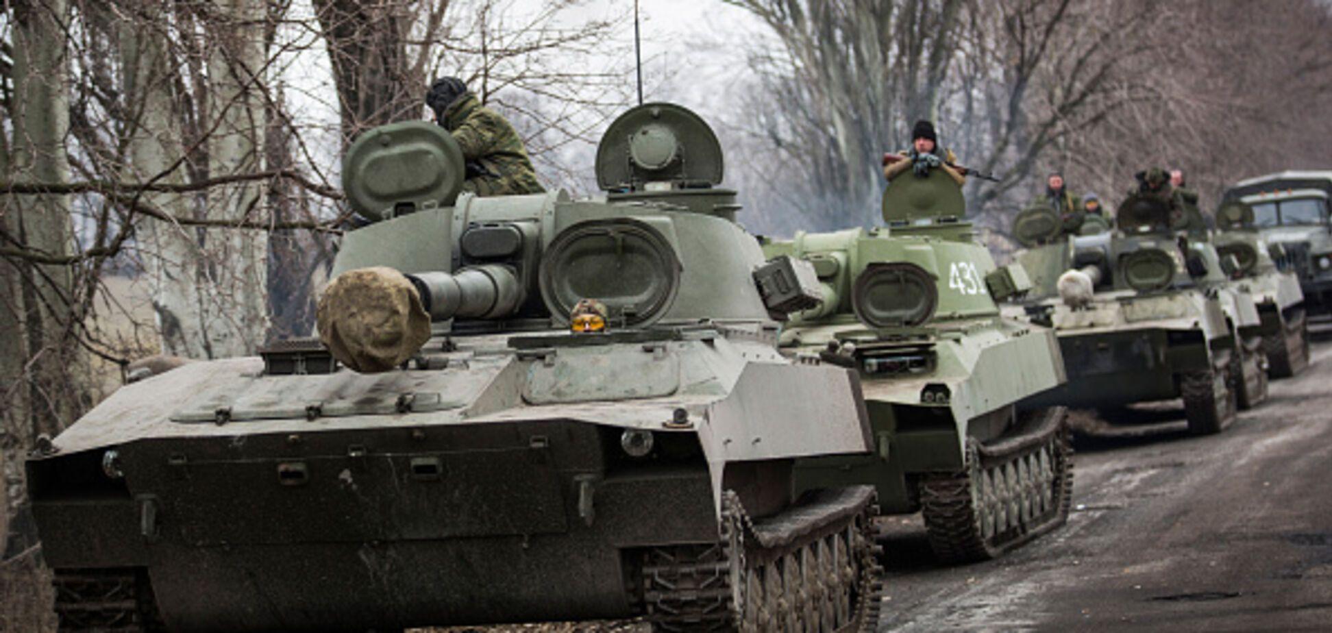 Стягивают силы: террористы готовят очередную провокацию на Донбассе