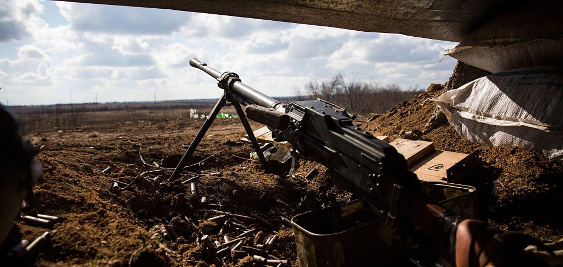Снайперы и диверсанты: на Донбассе тенденция к обострению