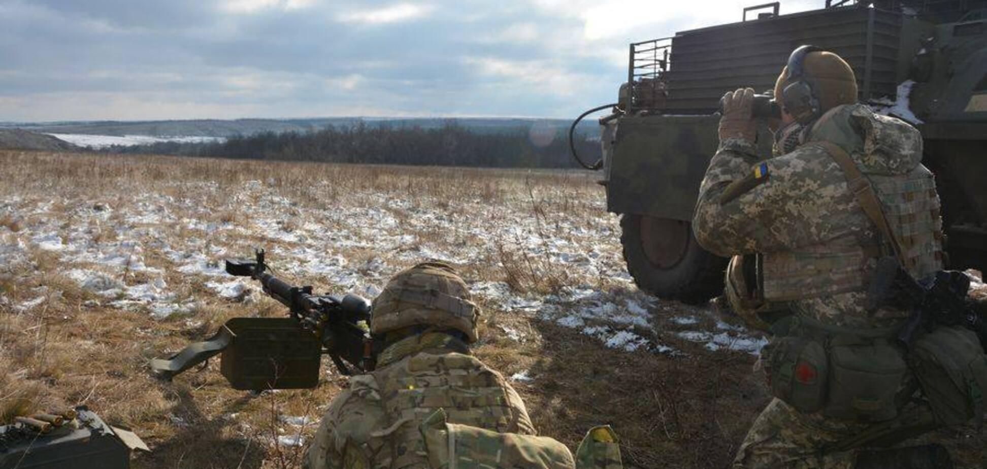 Обстановка накаляется: террористы 'Л/ДНР' интенсивно обстреляли позиции сил АТО