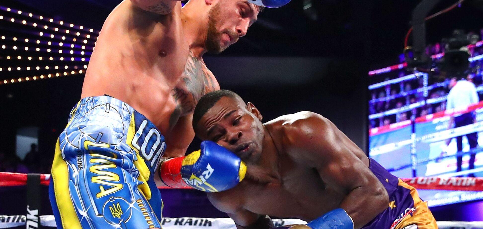 'Мені пора': Ломаченко влаштував тролінг на рингу після перемоги над Рігондо