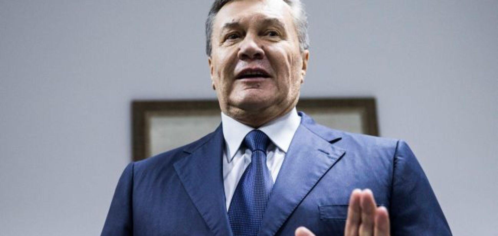 У Януковича вигадали оригінальне пояснення анексії Криму
