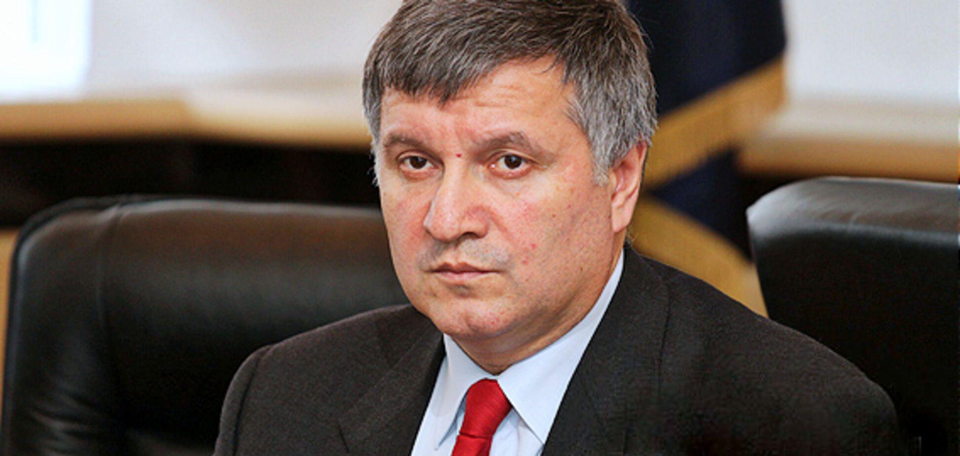 Відмовився говорити українською:Аваков збентежив альтернативою державній мові
