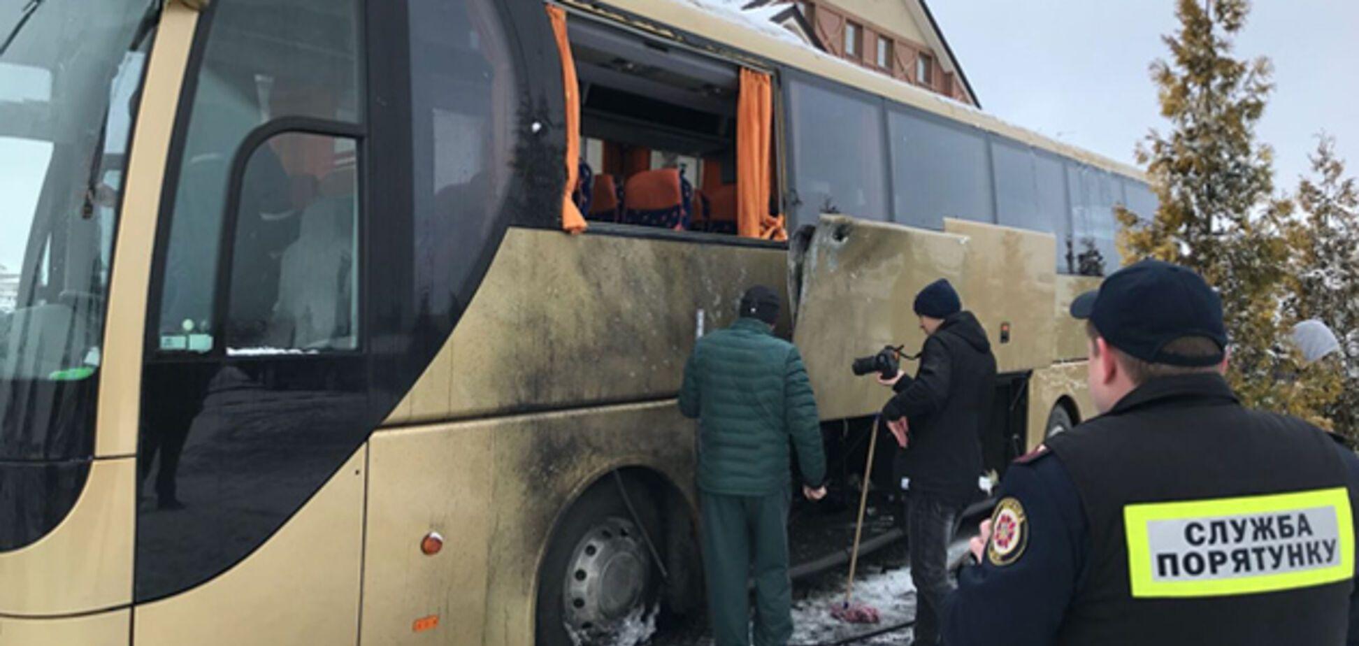 Подрыв польского автобуса: в СБУ заявили о теракте