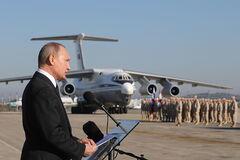 Вывод российских войск из Сирии: в заявлении Путина увидели подвох