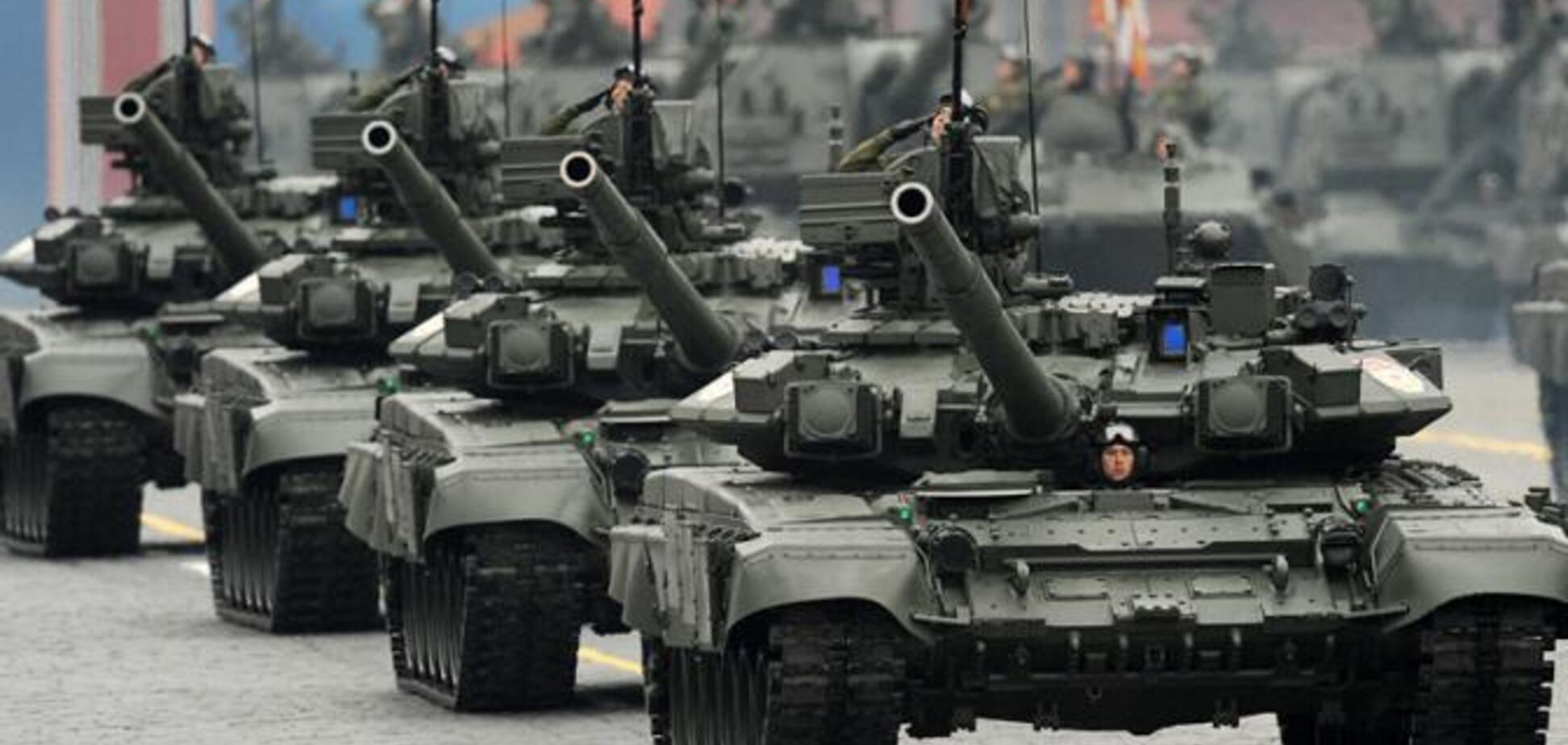 Военная техника России приблизилась к границе Украины: ее поймали на видео