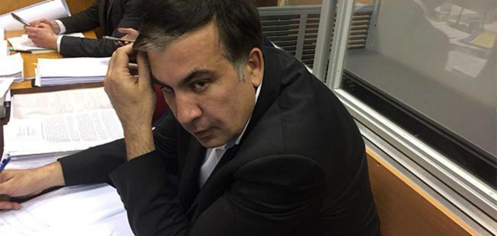 Саакашвілі викликали на допит у ГПУ: з'явилося фото