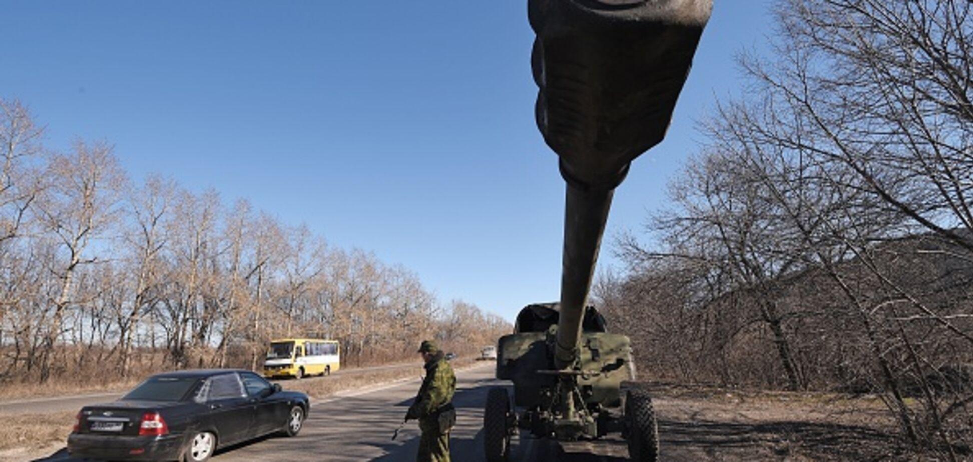 'ДНР' открыла огонь из Донецка, в городе сообщают об обстрелах