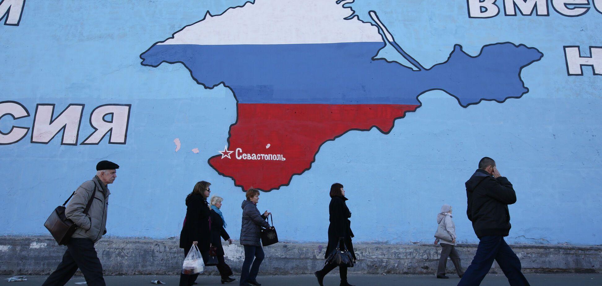 Европа нанесла мощный удар по путинским оккупантам в Крыму