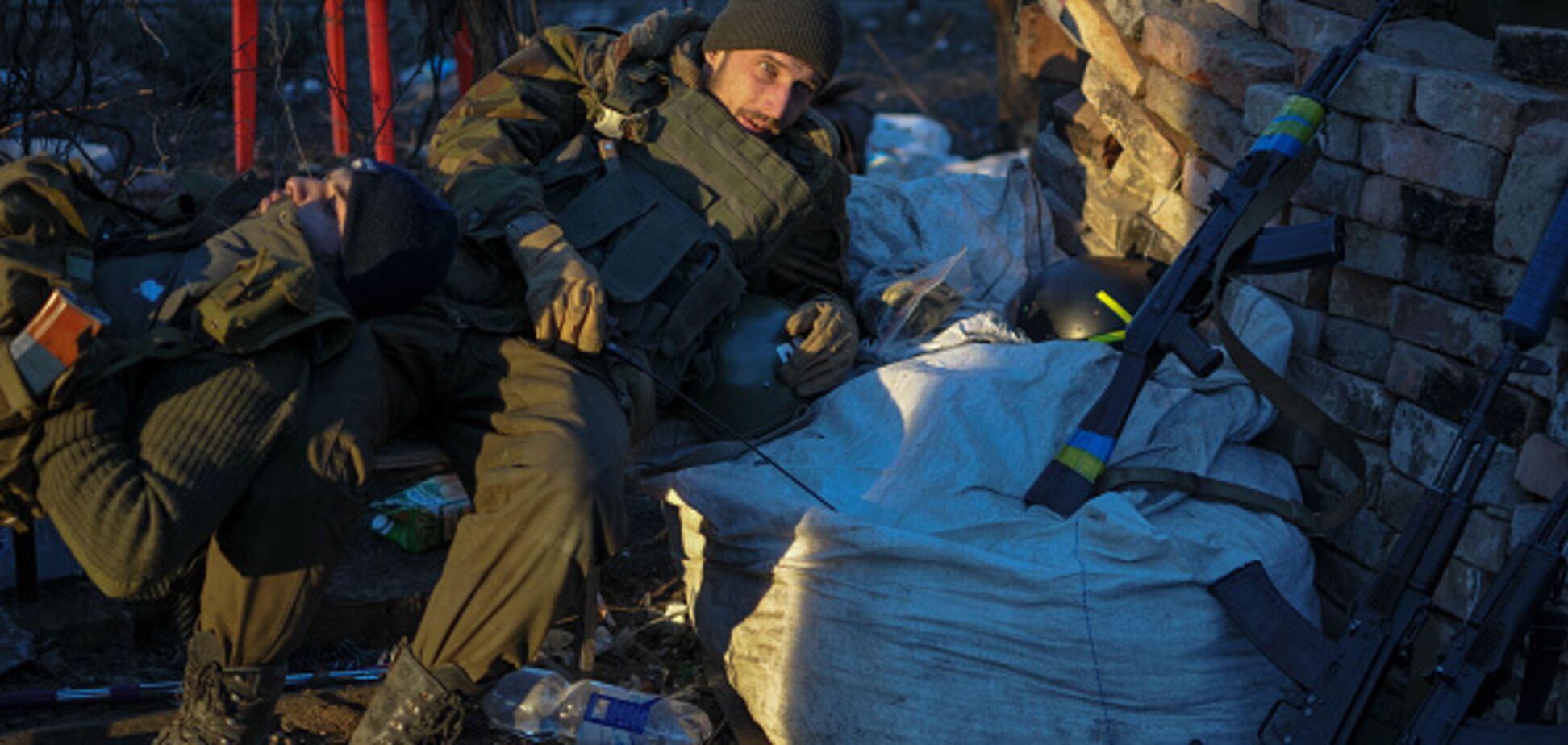 'Мощнейшееогневоевлияние': штаб АТО сообщил о тяжелых боях на Донбассе