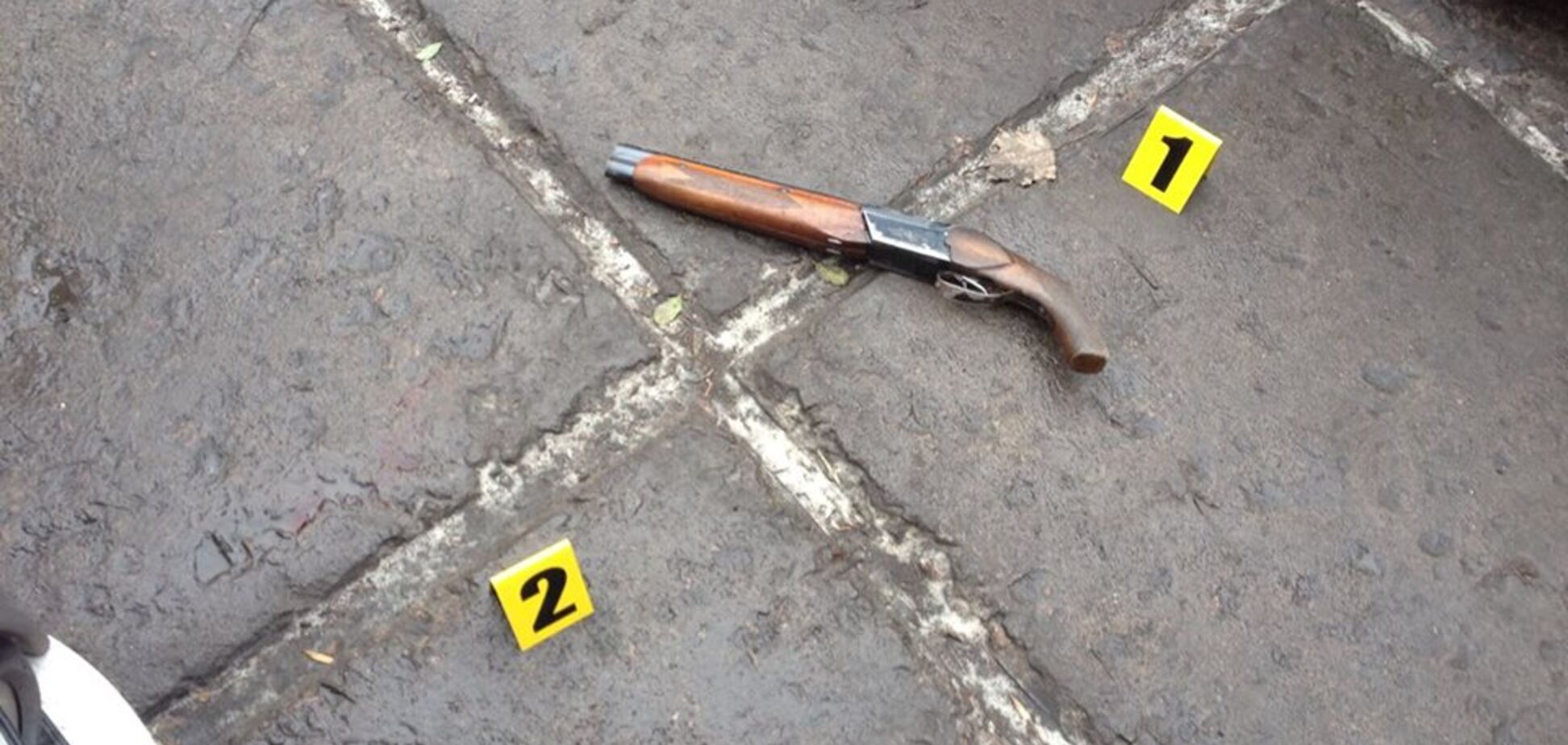 С гранатой и обрезом: на Донбассе пытались убить мэра города