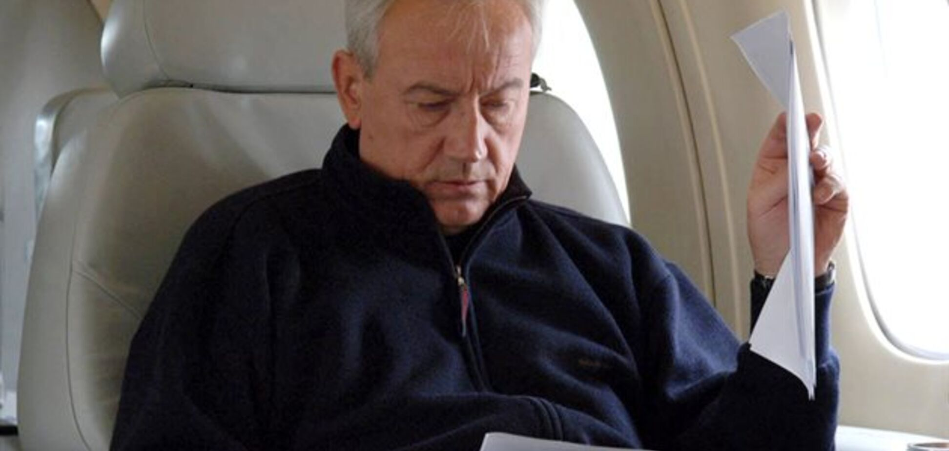 'Ніяких питань': втікачу Димінському пригрозили Інтерполом