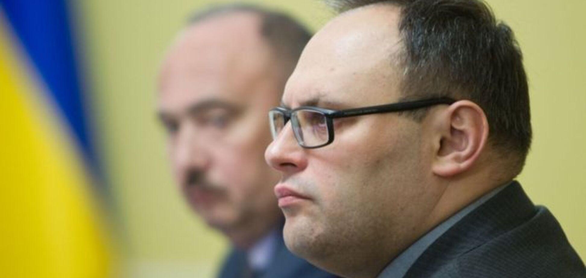 'Екстрадованому' Каськіву дозволили залишити Україну