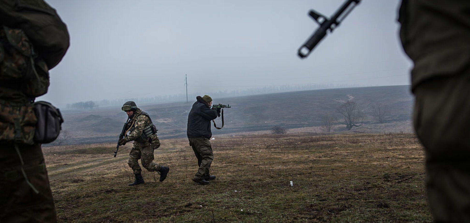 Просто посеред ночі: терористи 'Л/ДНР' відзначилися підлою витівкою в зоні АТО на Донбасі